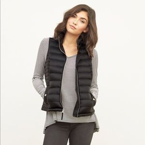 Abercrombie & Fitch down puffer vest
